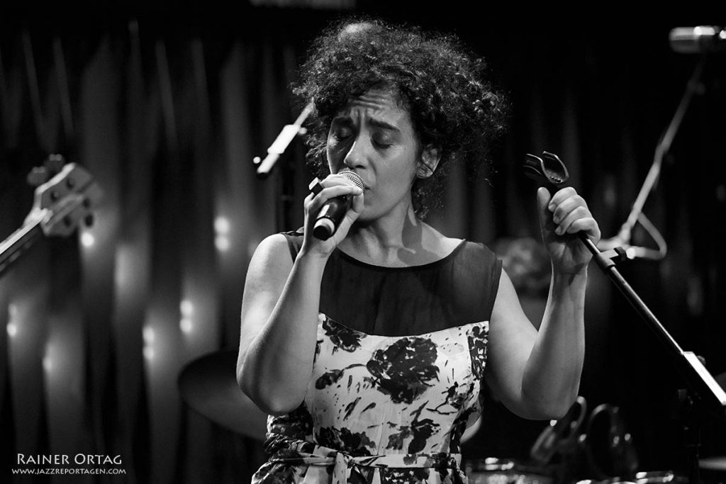 jazzopen Stuttgart 2019, Julia Biel, Jazzclub BIX,